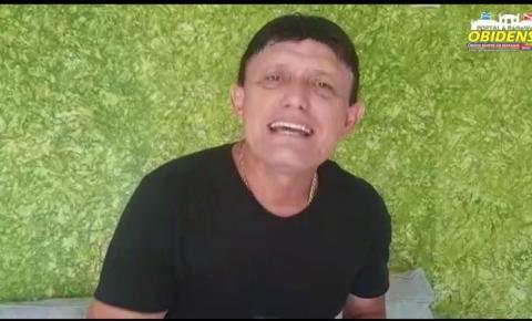 Deputado Éder Mauro, agride verbalmente prefeito de Óbidos em apoio a Santa Casa   Portal Obidense