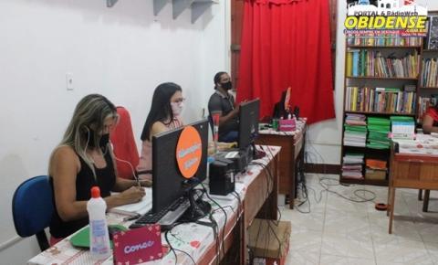 Profissionais da educação participam de encontro formativo virtual em Óbidos   Portal Obidense
