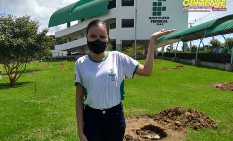 Obidense Manuela Azevedo, comemora o 2° lugar no concurso de redação da OAB nacional   Portal Obidense