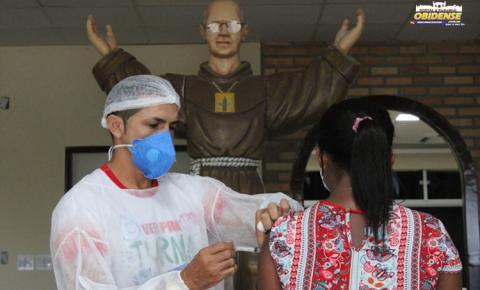 Óbidos inicia vacinação contra a Covid-19 para pessoas com comorbidades | Portal Obidense