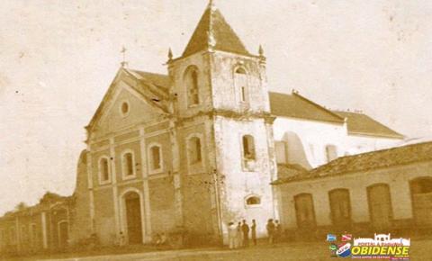 A Igreja Matriz de Santa Ana, em Óbidos – 1927