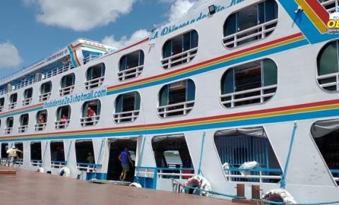F/B Obidense, o navio flutuante em que você pode se deliciar em uma viagem com as belezas da nossa Amazônia | Portal Obidense.