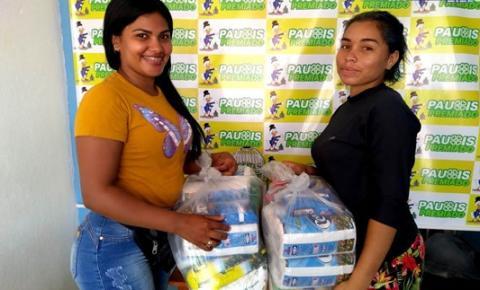 Pauxis Premiado realiza entrega de cestas básicas aos colaboradores destaques em Óbidos   Portal Obidense