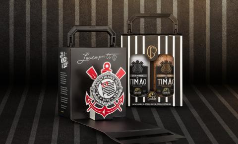 Corinthians licencia linha de sais para churrasco