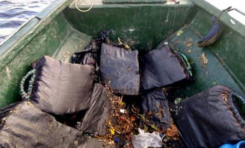 Mais de 1 tonelada de drogas foi apreendida em lancha no Amazonas   Portal Obidense