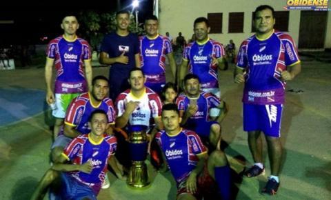 Obidense FC, é o campeão da primeira copa do Sagrado | Portal Obidense