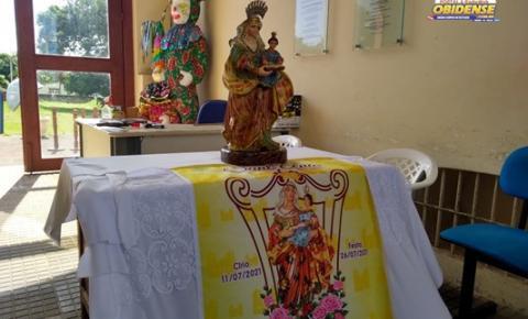 Programação para a 3° noite de festividade de Sant'Ana | Portal Obidense