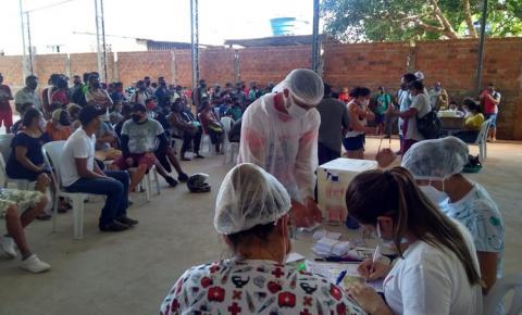 Castanheiros associados recebem dose única da vacina Janssen   Portal Obidense
