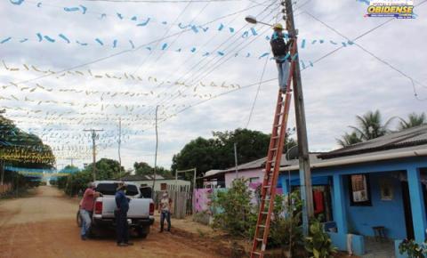 Comunidade do Curumú recebe serviços de infraestrutura | Portal Obidense