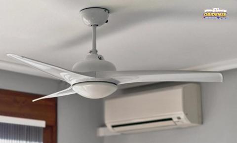 Saiba como utilizar ventilador e ar-condicionado de forma econômica no verão   Portal Obidense