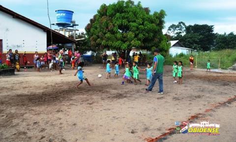 Óbidos sedia terceira edição dos Jogos Estudantis nas comunidades da Zona Rural
