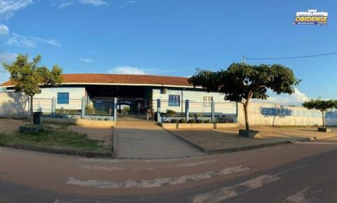 Décimo dia de festividade, imagem de Sant´Ana sai da Escola Raimundo Cardoso | Portal Obidense