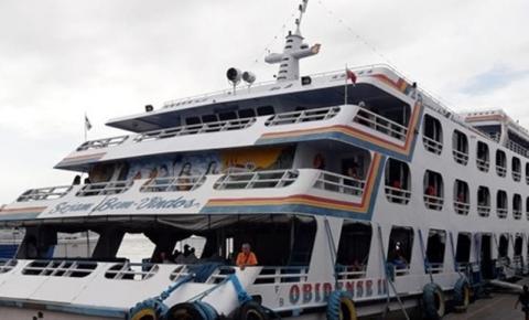 Ferry Boat Obidense sofre atraso na vigem para Óbidos | Portal Obidense