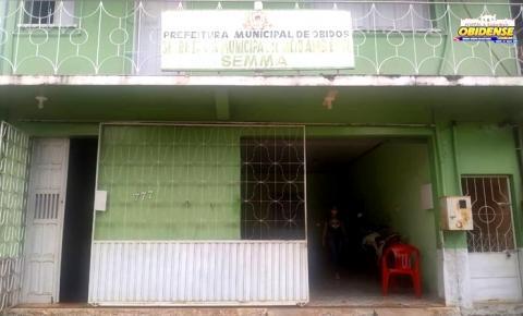 Resposta da SEMMA as denúncias de extração de madeira ilegal na comunidade Cruzeirão | Portal Obidense