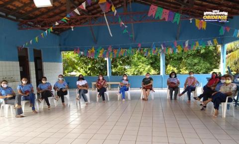Volta as aulas remotas na rede de ensino Municipal em Óbidos | Portal Obidense