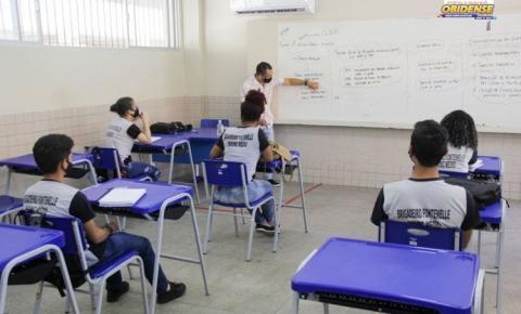 Alunos da rede estadual retornam às aulas presenciais de forma escalonada | Portal Obidense