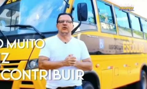 Óbidos é contemplado com 2 Ônibus para o transporte escolar | Portal Obidense