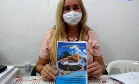 Entrevista com a Secretária de Educação de Óbidos Sr. Zilda Bentes | Portal Obidense