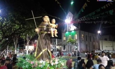 Encerramento da festividade de Santo Antônio em Oriximiná | Portal Obidense