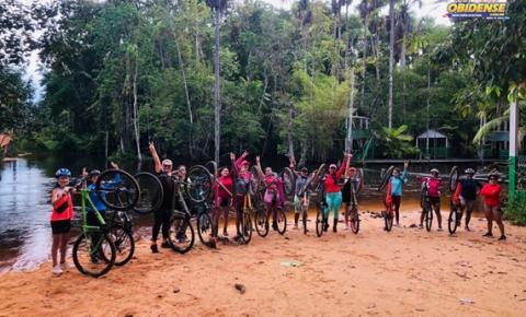 No dia do Ciclistas, te levamos a conhecer um projeto que é sucesso em Óbidos   Portal Obidense