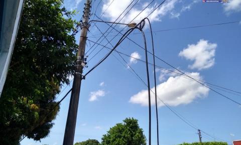Prática de furto de cobre em rede telefônica no município de Óbidos | Portal Obidense
