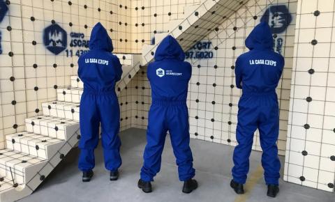 Escada em EPS é nova solução para a construção civil