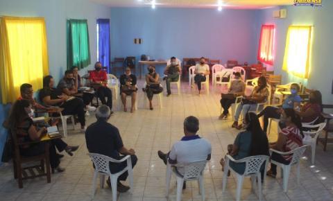 Prefeitura de Óbidos realiza reunião com gestores escolares | Portal Obidense