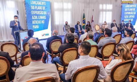 Governo do Pará e Azul vão lançar novos voos comerciais em 14 municípios do estado   Portal Obidense