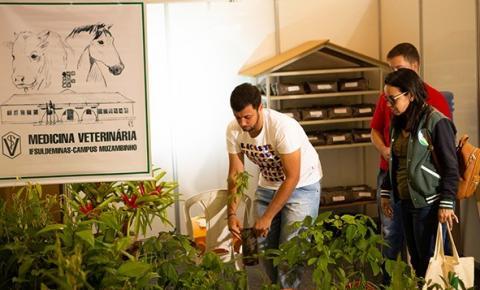 Congresso do Meio Ambiente de Poços de Caldas inicia as atividades da semana da primavera com ação de plantio de mudas