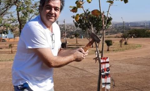 Projeto ArboreSer inicia plantio de 50 mudas na zona Sul de Ribeirão Preto neste domingo (19)