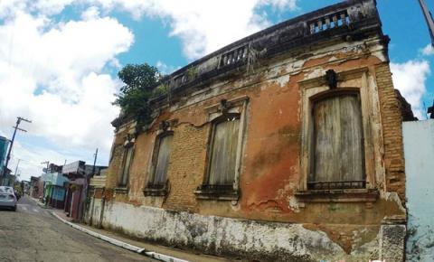 Ministério Público recomenda novamente a preservação do casarão histórico da