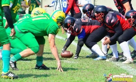 Campeonato Amazonense de Futebol Americano inicia neste domingo, dia 10, com direito a clássico entre Black Hawks x Manaus Cavaliers