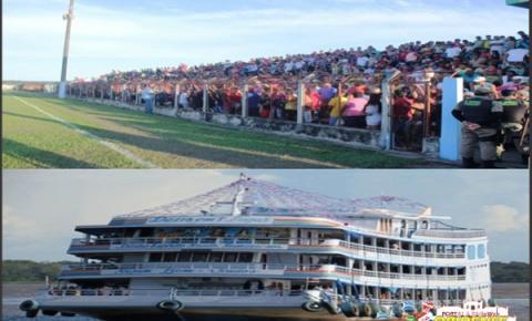 Torcedor obidense terá oportunidade de ver a final da Copa Oeste de seleções na cidade de Prainha