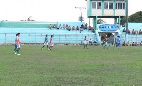 Seleção obidense realiza o último treino antes de viajar para Prainha