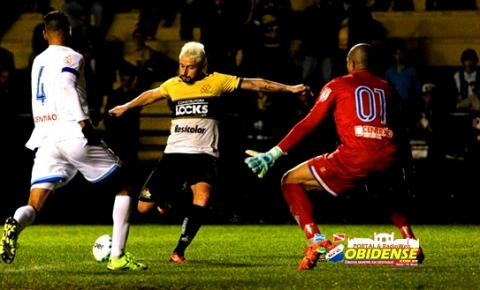 Paysandu volta a vencer após sete jogos e derruba invencibilidade do Criciúma em casa.