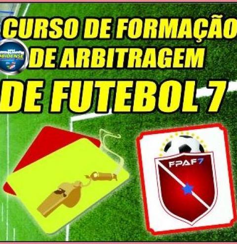 1ª edição do Curso de Oficiais de Arbitragem do Futebol 7 acontece este mês em Santarém