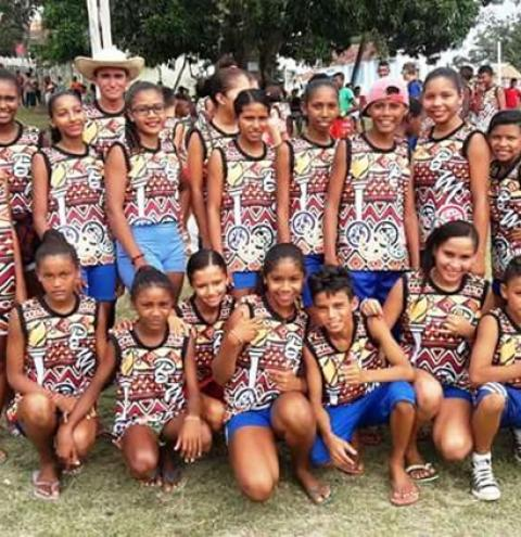 Através do esporte prefeitura de Oriximiná unem comunidades Quilombolas e não quilombolas.
