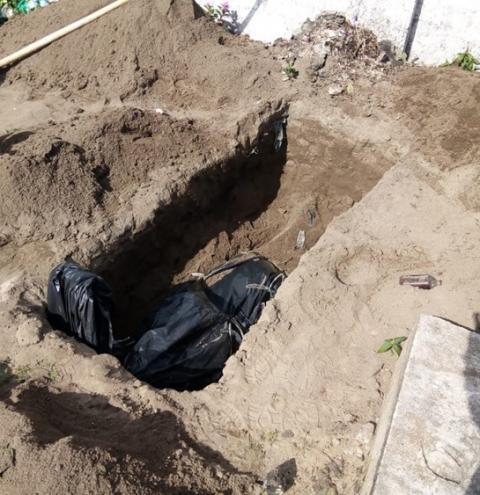 Após ser enterrado como indigente, família reconhece corpo encontrado no rio Trombetas