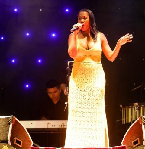 Gracerlene Farias, com a música Sua Ausência, fica com o primeiro lugar do FEMOB 2018 e também leva como melhor interprete