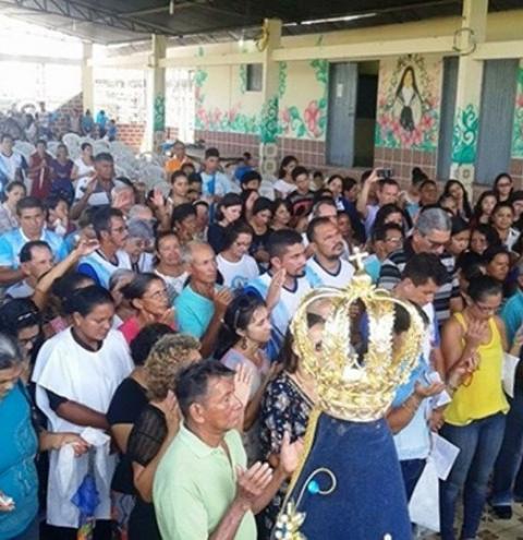 Festividade de São Martinho de Lima encerrou na noite do sábado (08).