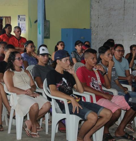 Projeto de formação José Cornélio dos Santos inicia as atividades de 2019
