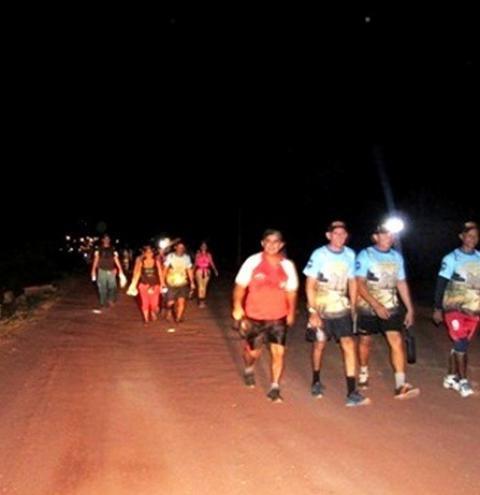 VI Caminhada, Uma demonstração de fé acontecerá de 06 a 08 de Junho. (Óbidos-Alenquer)