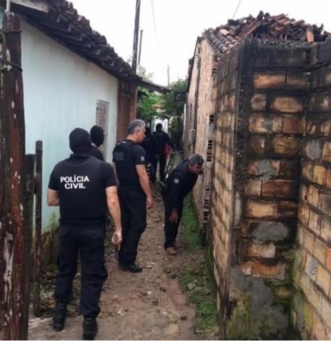 Polícia Civil deflagra a operação Cronos II no Pará