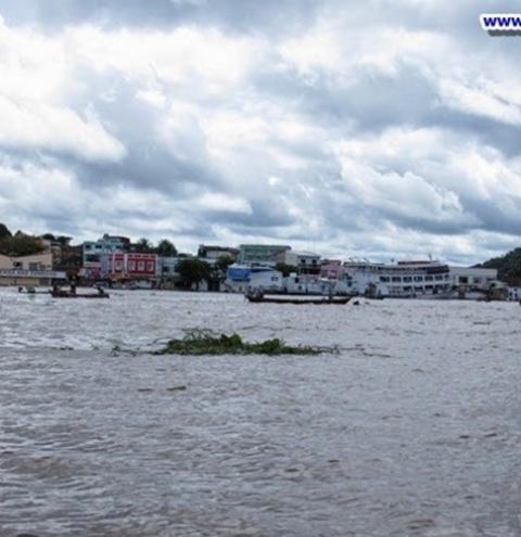 Lei aprovada na CMO proíbe descarte de lixo e resíduos pelas embarcações que fazem escala no porto do município de Óbidos
