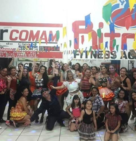 "Em Prainha, Ritmo Fitness Academia realiza Zumba ""Ritmo na Roça"""