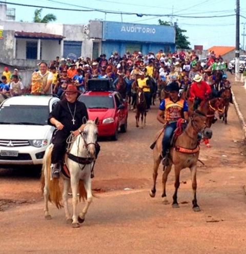 III Cavalgada de Sant'Ana será realizada neste domingo (21), em Óbidos