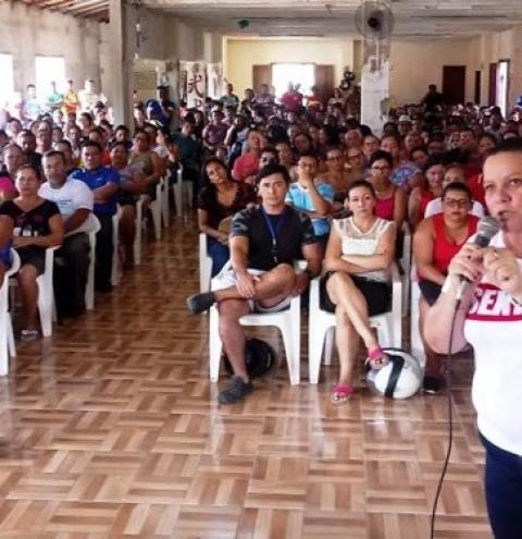 Sindicato em Óbidos convoca associados para renovar diretoria