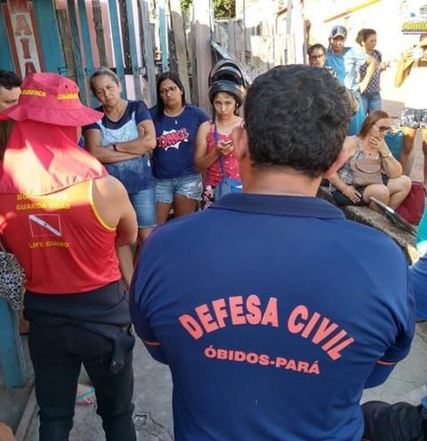 Em Óbidos, Defesa Civil encerra as busca por Gil I Portal Obidense
