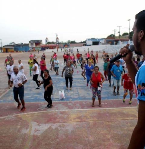 Na Praça da Cultura a dança muda o cenário e transforma uma geração   I Portal Obidense
