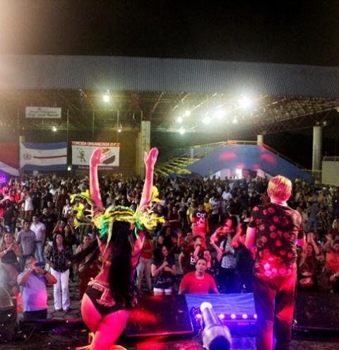 Baile Aniversário de Óbidos em Manaus, reuni a colônia obidense no SESI Clube | Portal Obidense